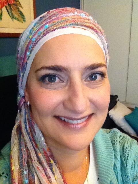 Com câncer e ainda careca  - Palestrante Viviane Ferreira d49bb679fb5