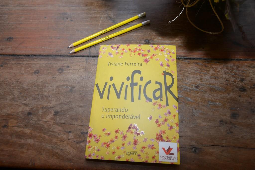 """Lançamento do livro """"Vivificar, superando o imponderável"""" em São Paulo"""