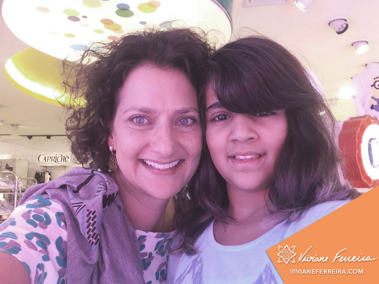 Como minha filha me ajudou a superar a quimioterapia